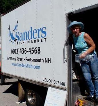 Sanders-Fish-Truck
