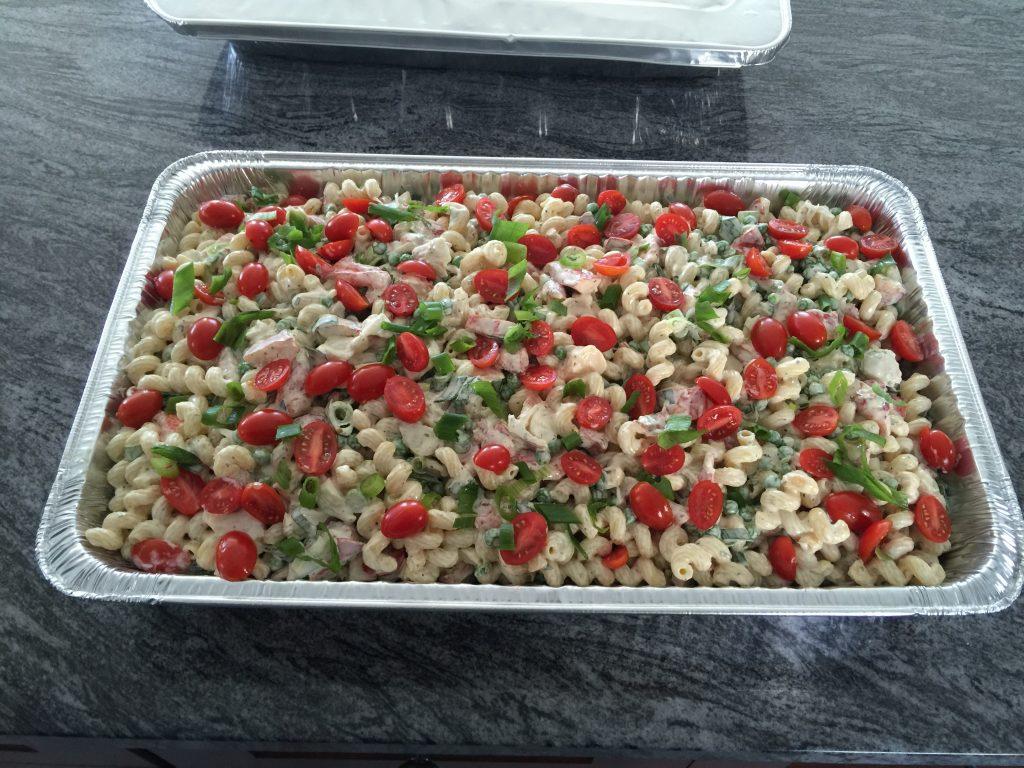 Lobster-Pasta-Salad